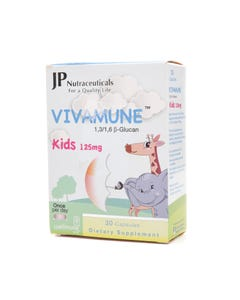 Vivamune Kids 125 mg 30 Cap
