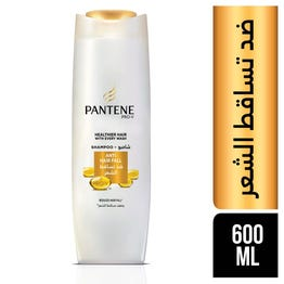 Pantene Shampoo Anti Hair Fall 600 ml
