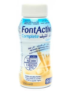 Font Activ Complete Drink Vanilla Flavour 200 ml