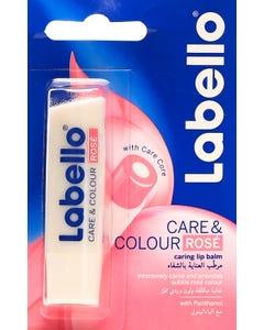 Labello Care And Colour Rose