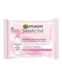 Garnier Cleansing Wipes For All Type Of Skin