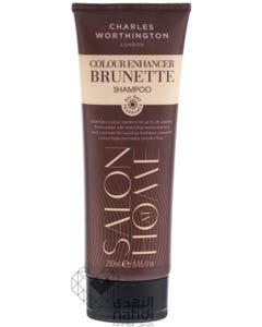 Charles Worthington Colour Enhancer Shampoo Brunette 250 ml