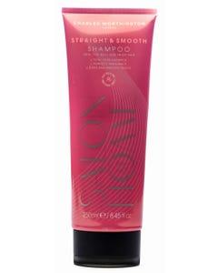 Charles Worthington Straight & Smooth Shampoo 250 ml