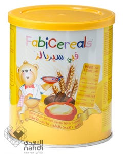 Fabicereals Baby Cereal Dates 400 gm