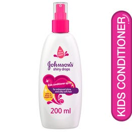 Johnson Spray Shiny Drops Conditioner 200 ml