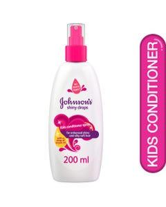 Johnson Spray Shiny Drops Conditioner 200 ml