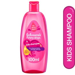 Johnson Shiny Drops Shampoo 300 ml