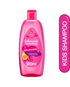 Johnson Shiny Drops Shampoo 300 ml