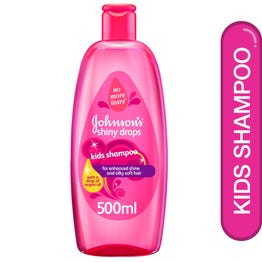 Johnson Shampoo Shiny Drops 500 ml