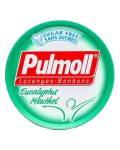 Pulmoll Sugar Free Lozenges Eucalyptus Menthol 45 gm