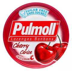 Pulmoll Sugar Free Lozenges Cherry Cerise + Vitamin C 45 gm