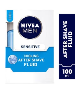 Nivea Men Sensitive Cool After Shave Fluid 100 ml