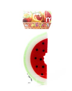 Martini Watermelon Shaped Sponge