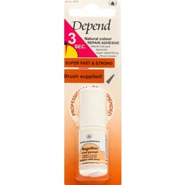 Depend Repair Nail Glue With Brush 3G