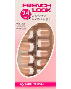 Depend French Look Nailkit 6102