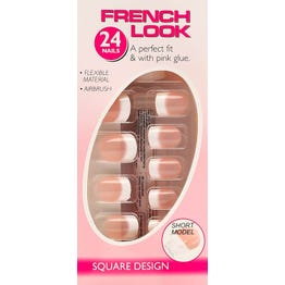 Depend French Look Short Pink