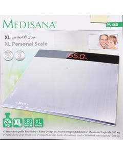 Medisana Personal Scale Ps 460 - XL