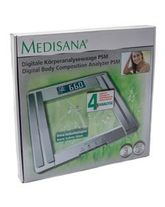 Medisana Glass Body Analysis Scale Psm