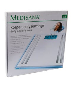 Medisana Body Analysis Scale Isa
