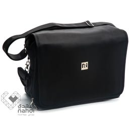 Deluxe Everyday Messenger Bag-Black