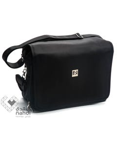 Deluxe Everyday Messenger Bag-Black