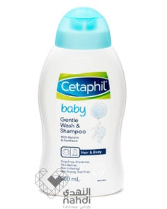 Cetaphil Baby Gentle Wash & Shampoo 300 ml