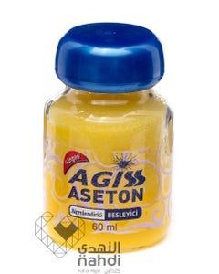 Agiss Nail Polish Remover Nourishing Moisturizing 50 ml