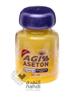 Agiss Nail Polish Remover Antioxidant 50 ml