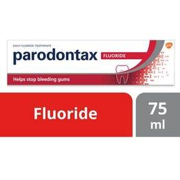 بارودونتكس معجون اسنان فلورايد 75 مل