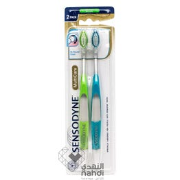 Sensodyne Multi Care Toothbrush 1+1 Free