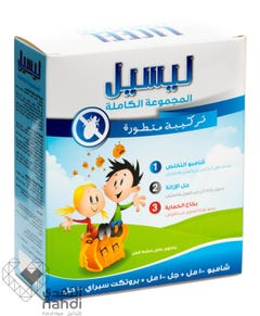 Liceel Anti-Lice Complete Kit