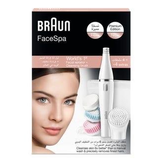 سعر جهاز إزالة شعر الوجه براون فيس من الصيدلية