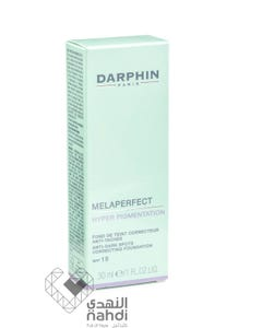 Darphin Foundation With Whitening Effect And Sun Protection - Shade 2