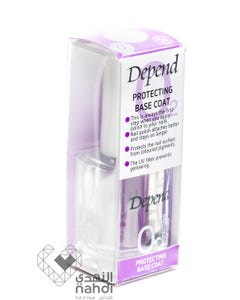 Depend Nail Care O2 Protecting Basecoat 11 ml