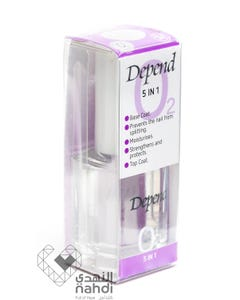 Depend Nail Care O2 5 In 1 11 ml
