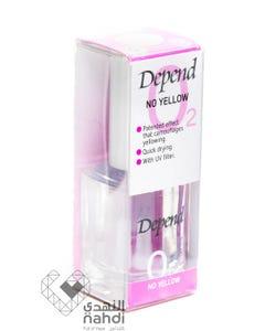 Depend Nail Care O2 No Yellow 11 ml