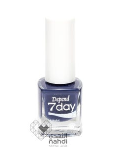 Depend 7 Day Hybrid Polish 7023