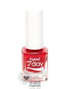 Depend 7 Day Hybrid Polish 7067