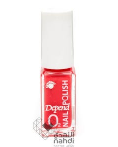 Depend Minilack Oxygen Farg A395