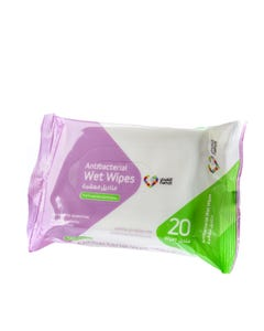 Nahdi Antiseptic Wet Wipes 20 pcs