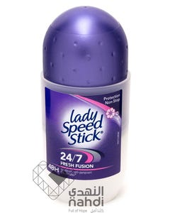 Lady Speed Stick Roll-On Fresh Fusion 50 ml