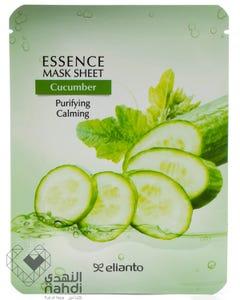 Elianto Essence Mask Sheet Cucumber 20 gm