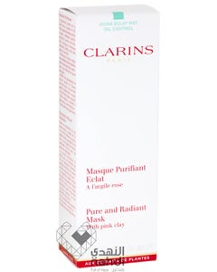 Clarins Pure and Radiant Mask 50 ml