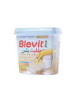 Blevit Plus 8 Cereals With Yogurt 300 gm