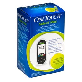 وان تاتش سيليكت بلس جهاز قياس السكر في الدم