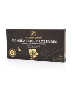 Watson And Son Manuka Honey Lozenges 8 Tab