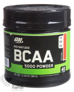 او ان BCAA 5000 ء 380 جم بودرة
