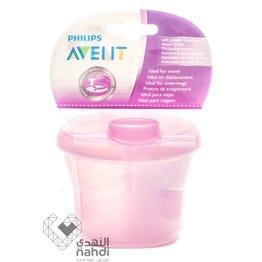 Avent Milk Powder Dispenser - Pink