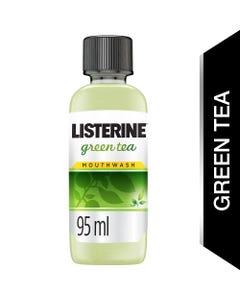 ليسترين غسول فم شاى اخضر 95 مل