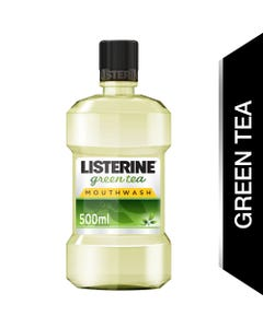 Listerine Green Tea Mouthwash 500 ml